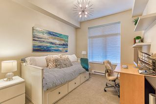 """Photo 10: 309 270 FRANCIS Way in New Westminster: Fraserview NW Condo for sale in """"The Grove at Victoria Hill"""" : MLS®# R2414262"""