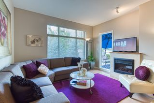 """Photo 2: 309 270 FRANCIS Way in New Westminster: Fraserview NW Condo for sale in """"The Grove at Victoria Hill"""" : MLS®# R2414262"""