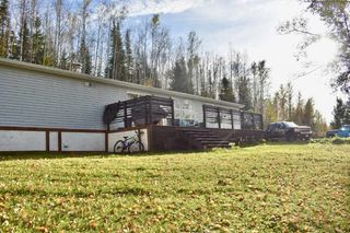 """Photo 1: 3640 EAGLEVIEW Road in Prince George: Shelley Manufactured Home for sale in """"Shelley"""" (PG Rural East (Zone 80))  : MLS®# R2417592"""