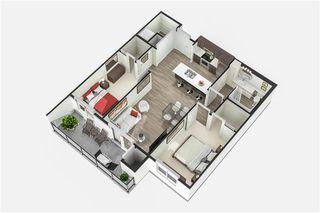 Photo 3: 305 70 Philip Lee Drive in Winnipeg: Crocus Meadows Condominium for sale (3K)  : MLS®# 202000509