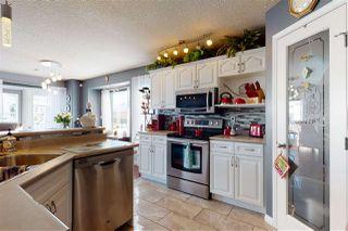 Photo 8: 19 16415 77 Street in Edmonton: Zone 28 House Half Duplex for sale : MLS®# E4188257