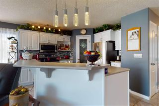 Photo 3: 19 16415 77 Street in Edmonton: Zone 28 House Half Duplex for sale : MLS®# E4188257