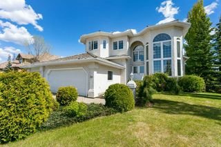 Photo 1: 59 Fountain Creek Drive: Rural Strathcona County House for sale : MLS®# E4188654