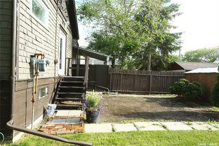 Photo 40: 423 K Avenue North in Saskatoon: Westmount Residential for sale : MLS®# SK800166