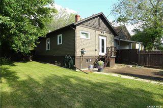Photo 42: 423 K Avenue North in Saskatoon: Westmount Residential for sale : MLS®# SK800166