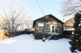Photo 46: 423 K Avenue North in Saskatoon: Westmount Residential for sale : MLS®# SK800166