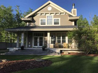 Photo 23: 90 Silver Beach Road: Rural Wetaskiwin County House for sale : MLS®# E4196678
