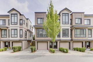 Photo 1: 7 100 WOOD STREET in New Westminster: Queensborough Townhouse for sale : MLS®# R2481818