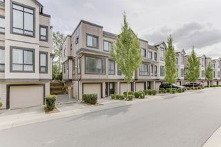 Photo 2: 7 100 WOOD STREET in New Westminster: Queensborough Townhouse for sale : MLS®# R2481818