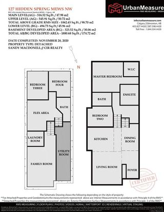 Photo 36: 127 Hidden Spring Mews NW in Calgary: Hidden Valley Detached for sale : MLS®# A1051583