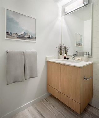 """Photo 4: 312 725 MARINE Drive in North Vancouver: Harbourside Condo for sale in """"MARINE + FELL"""" : MLS®# R2520255"""