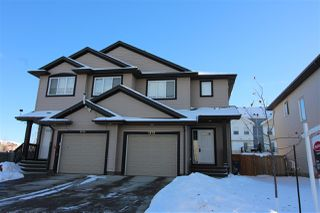 Main Photo: 1676 RUTHERFORD Road in Edmonton: Zone 55 House Half Duplex for sale : MLS®# E4221963