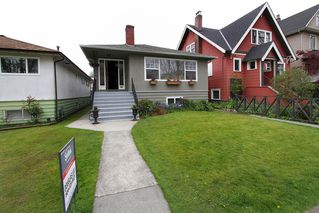 Photo 1: 775 W 17TH Avenue in Vancouver: Cambie House for sale (Vancouver West)  : MLS®# V887339