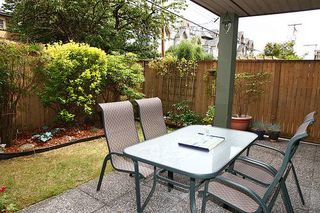 Photo 9: 106 935 W 15TH Avenue in Vancouver: Fairview VW Condo for sale (Vancouver West)  : MLS®# V900779