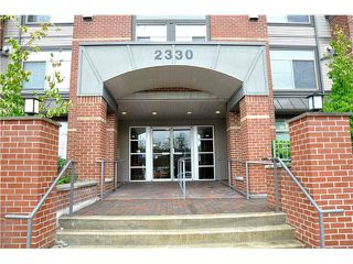 Photo 1: 313 2330 WILSON Avenue in Port Coquitlam: Central Pt Coquitlam Condo for sale : MLS®# V907784