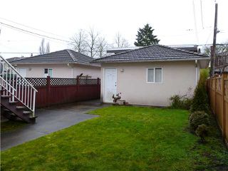 Photo 8: Vancouver East Real Estate Detached House Realtor