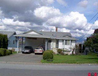"Photo 1: 12191 101A AV in Surrey: Cedar Hills House for sale in ""CEDAR HILLS"" (North Surrey)  : MLS®# F2608119"