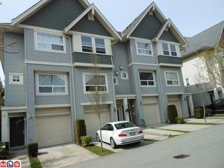 Main Photo: 50 15065 58TH Avenue in Surrey: Sullivan Station Condo for sale : MLS®# F1210016