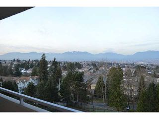 Photo 2: 802 5652 PATTERSON Avenue in Burnaby: Central Park BS Condo for sale (Burnaby South)  : MLS®# V1036823