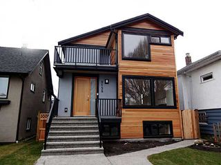 Photo 1: 5158 CHESTER Street in Vancouver: Fraser VE House for sale (Vancouver East)  : MLS®# V1047778