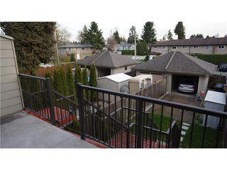 Photo 9: 2012 FRASER Avenue in Port Coquitlam: Glenwood PQ Townhouse for sale : MLS®# V1057277
