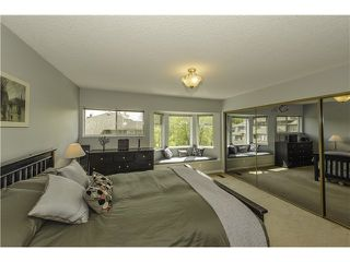 Photo 10: 8893 LARKFIELD Drive in Burnaby: Forest Hills BN Townhouse for sale (Burnaby North)  : MLS®# V1059959