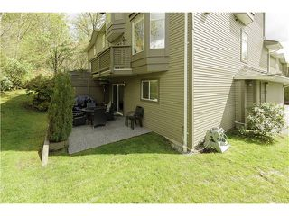 Photo 4: 8893 LARKFIELD Drive in Burnaby: Forest Hills BN Townhouse for sale (Burnaby North)  : MLS®# V1059959