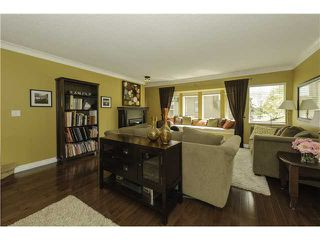 Photo 6: 8893 LARKFIELD Drive in Burnaby: Forest Hills BN Townhouse for sale (Burnaby North)  : MLS®# V1059959