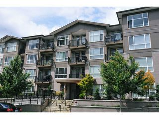 "Photo 1: 201 2343 ATKINS Avenue in Port Coquitlam: Central Pt Coquitlam Condo for sale in ""PEARL"" : MLS®# V1070597"