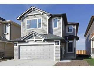 Photo 1: 141 AUBURN MEADOWS Boulevard SE in Calgary: Auburn Bay Residential Detached Single Family for sale : MLS®# C3637003