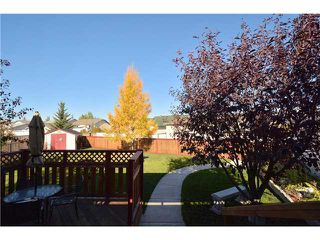 Photo 16: 12 WEST MCGONIGLE Place: Cochrane Residential Detached Single Family for sale : MLS®# C3639002