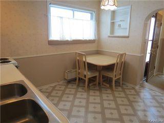 Photo 4: 1460 Bannatyne Avenue in WINNIPEG: Brooklands / Weston Residential for sale (West Winnipeg)  : MLS®# 1425292