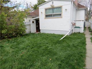 Photo 9: 1460 Bannatyne Avenue in WINNIPEG: Brooklands / Weston Residential for sale (West Winnipeg)  : MLS®# 1425292