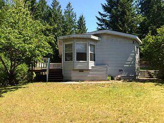 Photo 1: 6146 S GALE Avenue in Sechelt: Sechelt District Manufactured Home for sale (Sunshine Coast)  : MLS®# V1106368