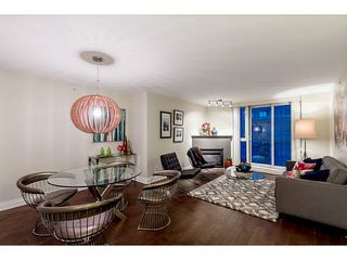 """Photo 5: 609 560 CARDERO Street in Vancouver: Coal Harbour Condo for sale in """"THE ALVIA"""" (Vancouver West)  : MLS®# V1116288"""