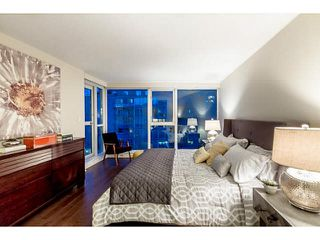 """Photo 9: 609 560 CARDERO Street in Vancouver: Coal Harbour Condo for sale in """"THE ALVIA"""" (Vancouver West)  : MLS®# V1116288"""