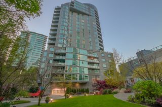 "Photo 8: 609 560 CARDERO Street in Vancouver: Coal Harbour Condo for sale in ""THE ALVIA"" (Vancouver West)  : MLS®# V1116288"