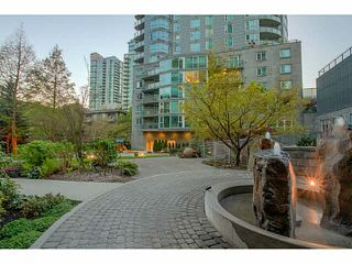 """Photo 14: 609 560 CARDERO Street in Vancouver: Coal Harbour Condo for sale in """"THE ALVIA"""" (Vancouver West)  : MLS®# V1116288"""