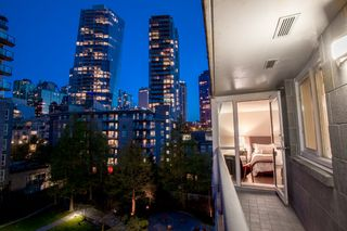 "Photo 21: 609 560 CARDERO Street in Vancouver: Coal Harbour Condo for sale in ""THE ALVIA"" (Vancouver West)  : MLS®# V1116288"