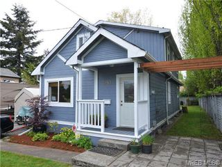 Photo 1: 3283 Albion Road in VICTORIA: SW Tillicum Single Family Detached for sale (Saanich West)  : MLS®# 351152