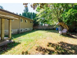 Photo 2: 2155 BEAVER Street in Abbotsford: Abbotsford West House for sale : MLS®# F1446025