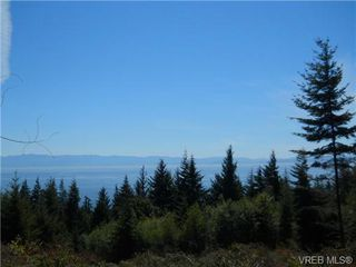 Main Photo: Lot 7 West Coast Rd in SHIRLEY: Sk French Beach Land for sale (Sooke)  : MLS®# 706928