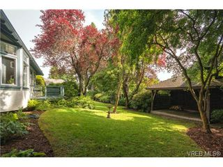 Photo 18: 1615 York Pl in VICTORIA: OB North Oak Bay House for sale (Oak Bay)  : MLS®# 707996