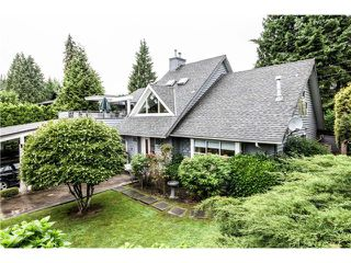 Main Photo: 4680 WICKENDEN Road in North Vancouver: Deep Cove House for sale : MLS®# V1138298