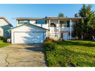 Photo 1: 32328 ATWATER Crescent in Abbotsford: Abbotsford West House for sale : MLS®# R2016730