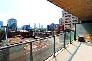 Photo 1: 718 95 Bathurst Street in Toronto: Waterfront Communities C1 Condo for lease (Toronto C01)  : MLS®# C3405077