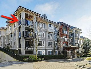 "Photo 2: 501 2966 SILVER SPRINGS Boulevard in Coquitlam: Westwood Plateau Condo for sale in ""TAMARISK AT SILVER SPRINGS"" : MLS®# R2032554"