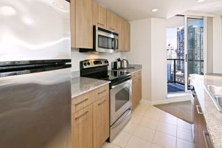 "Photo 1: 1509 1212 HOWE Street in Vancouver: Downtown VW Condo for sale in ""1212 HOWE by WALL FINANCIAL"" (Vancouver West)  : MLS®# R2052065"