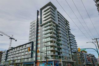 "Photo 1: 322 1783 MANITOBA Street in Vancouver: False Creek Condo for sale in ""RESIDENCES AT WEST"" (Vancouver West)  : MLS®# R2059428"