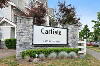 "Photo 20: 22 6555 192A Street in Surrey: Clayton Townhouse for sale in ""The Carlisle"" (Cloverdale)  : MLS®# R2073042"